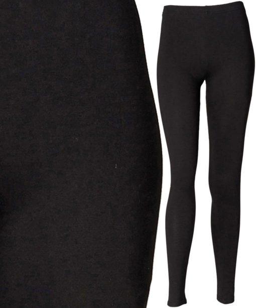 Black Womens Leggings