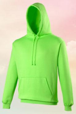 Funky Neon Green Hoodie