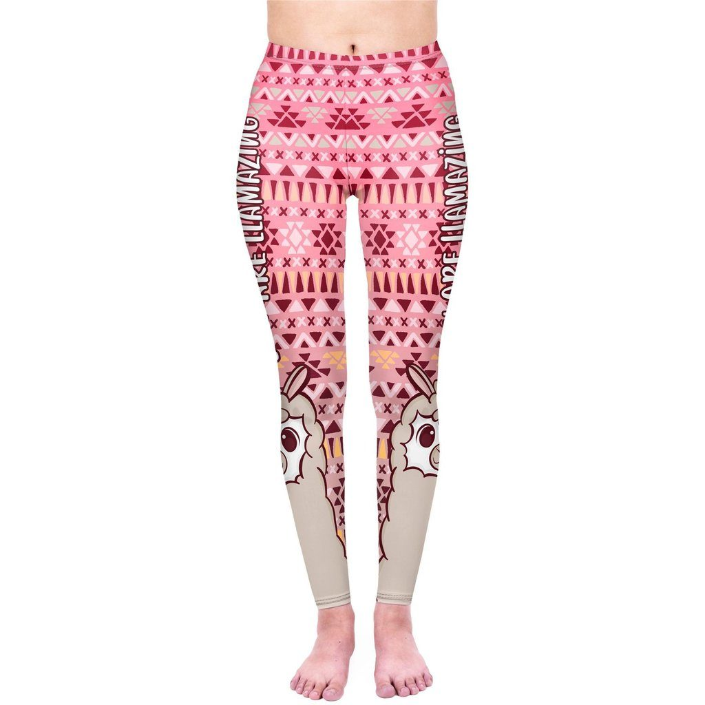 Llamazing Leggings