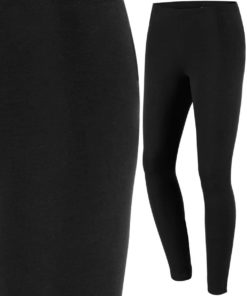 Womens Black Leggings