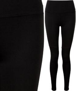 Womens Black Yoga Leggings