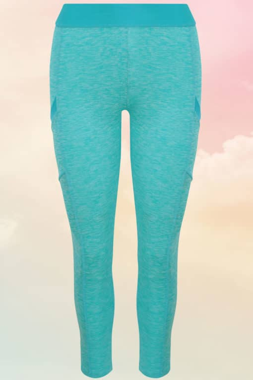 Women's Dynamic Performance Ocean Leggings