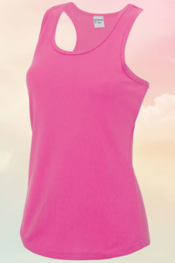 Women's Electric Pink Cool Vest