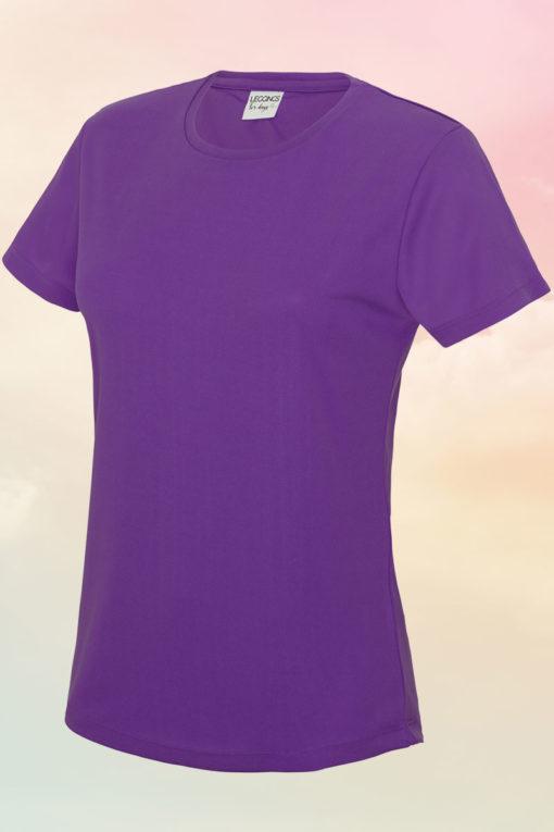 Women's Magenta Cool T-Shirt