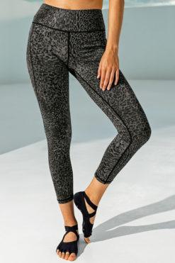 Women's Performance Leopard Print Leggings