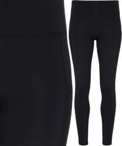 Womens TriDri Performance Black Compression Leggings