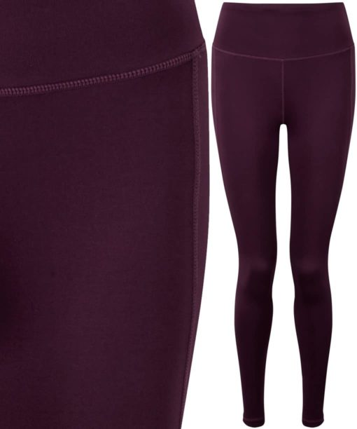 Womens TriDri Performance Mulberry Leggings